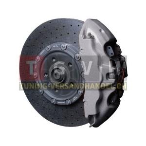 Bremssattellack Set - Stratos Silber Metallic