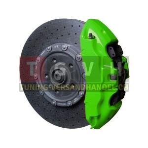 Bremssattellack Set - Neon Grün