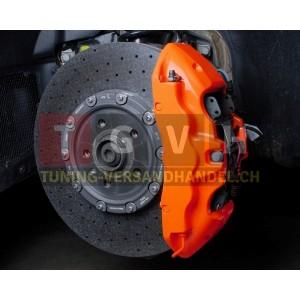 Bremssattellack Set - Neon Orange