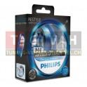 Fahrzeuglampe - Philips Color Vision H4 - Blau