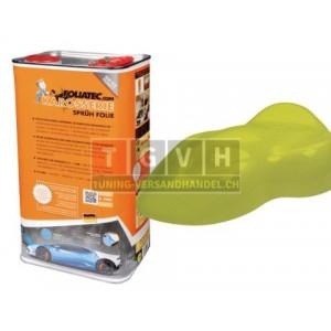 Karosserie Foliatec - Mustard Green Metallic Matt 5L