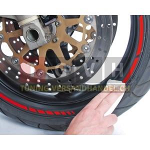 Pinstriping Racing - Rot