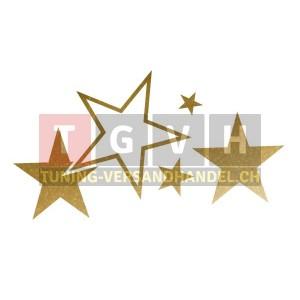 Sticker - Stars Gold