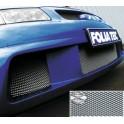 Foliatec Alu-Renn Gitter - schwarz/eloxiert - 20x120cm